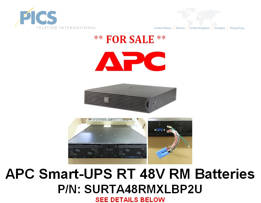 APC Smart-UPS Battery Packs For Sale Top