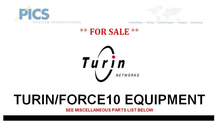 Turin Misc For Sale Top (4.10.13)