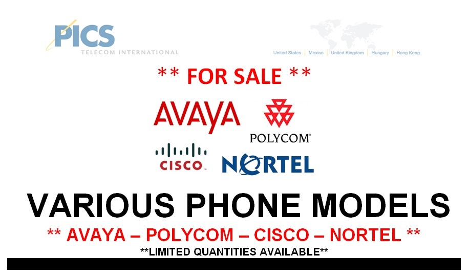 Various Phones For Sale Top (4.19.13)