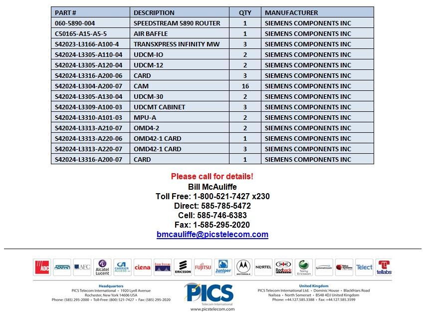 SIEMENS TransXpress Infinity For Sale Bottom (8.14.13)