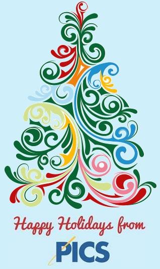 Happy Holidays from PICS Tree