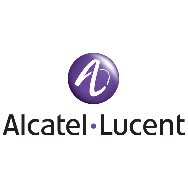 Image result for alcatel lucent logo