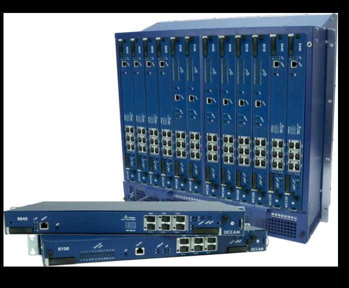 Occum / Calix B-6 Series ix B-6 Series