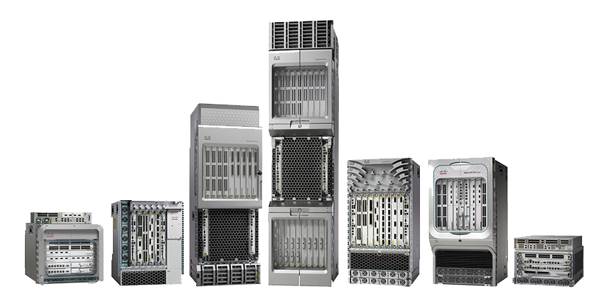Cisco ASR Equipment