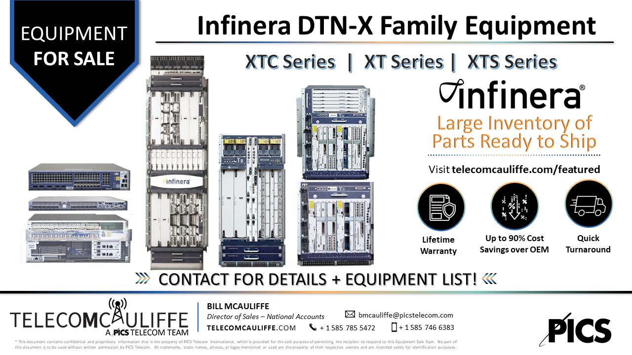 TELECOMCAULIFFE_PICS TELECOM_For Sale_Infinera-DTN-X